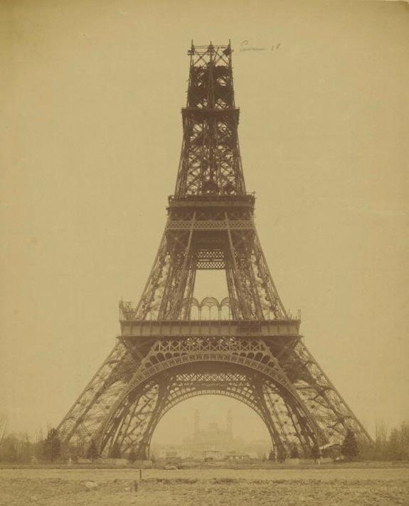 Eiffel Tower 1888