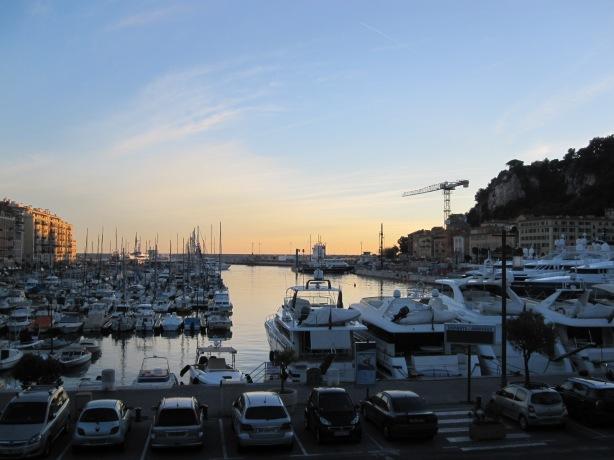 Port de Nice, 1 December 2013