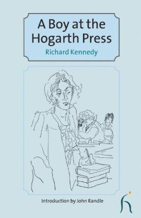 Virginia Woolf as seen by Richard Kennedy