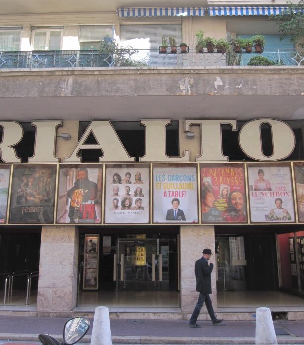 Viewing location: Cinéma Rialto, Nice