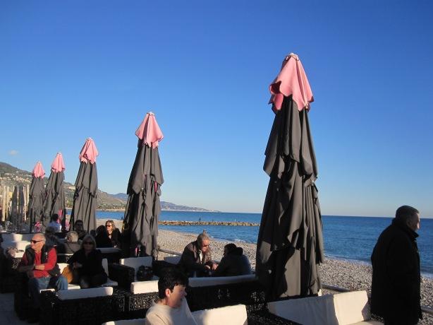 Menton, Côte d'Azur, December 2013