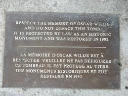 Wilde tomb 10 Jan 2013-1