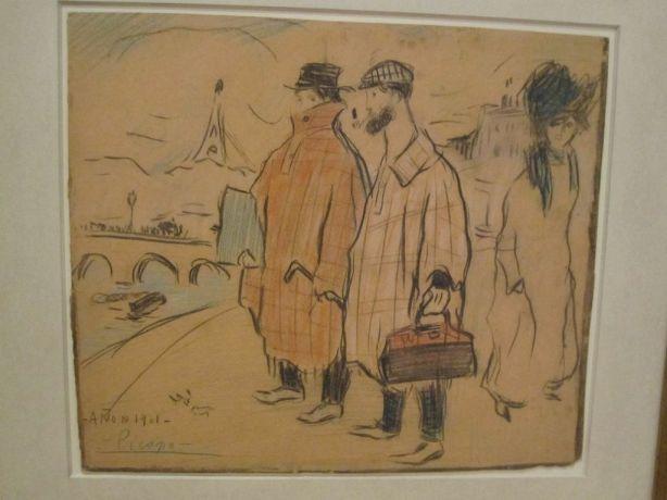 Pablo Picasso: Picasso arrives in Paris 1901