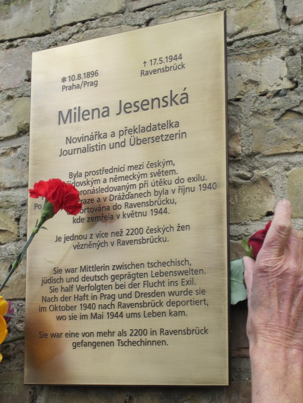 In memory of Milena Jesenská 1896-1944