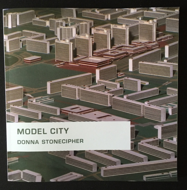 Model City: the cover shows a model of the