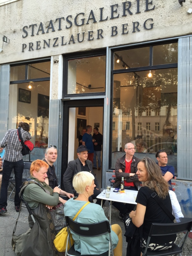 Staatsgalerie, final exhibition opening 23 July 2015