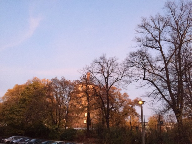 Wassterturm1Sunset 26Oct15