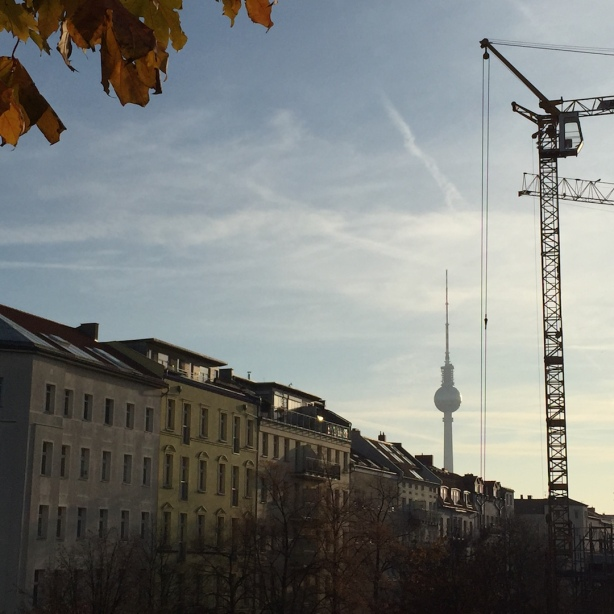 Berlin building sites: New homes for whom?