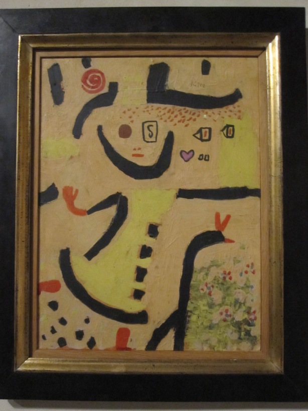 Paul Klee Child's Play 1939