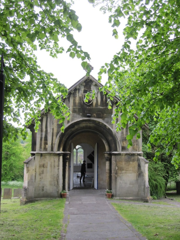 Brexit chapel Bath